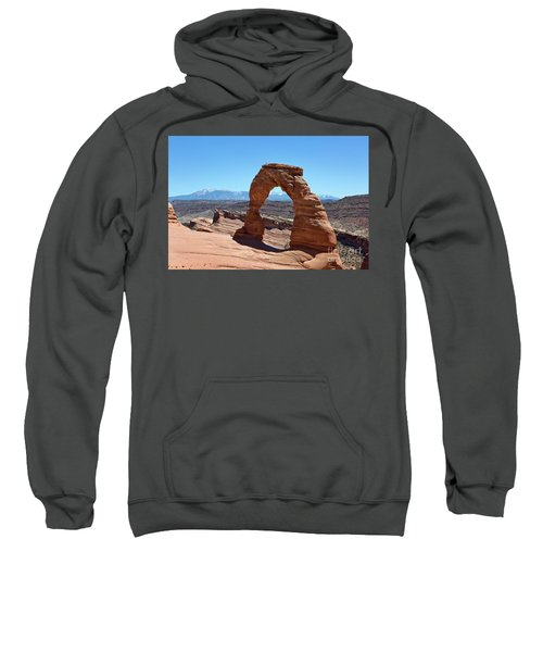 Delicate Arch Arches National Park Sweatshirt