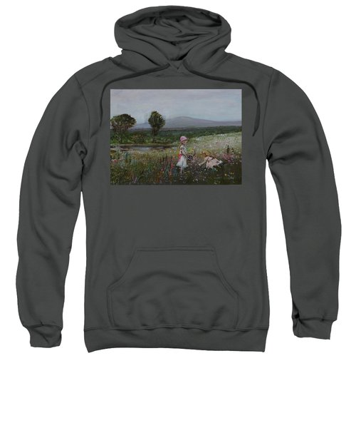 Delights Of Spring - Lmj Sweatshirt
