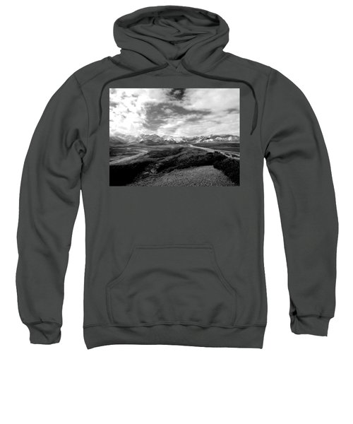 Denali National Park 4 Sweatshirt