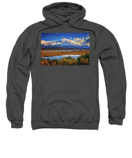 Denali, The High One Sweatshirt