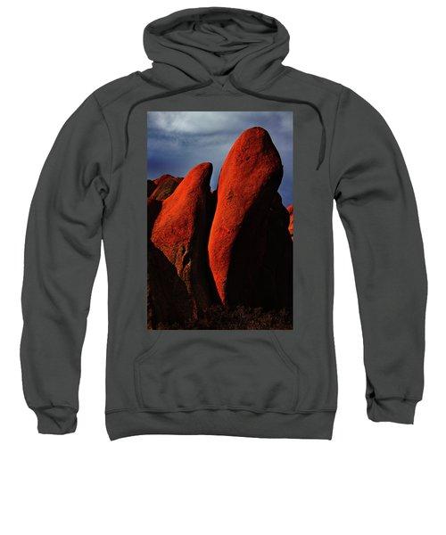 Denver In Late Fall Sweatshirt