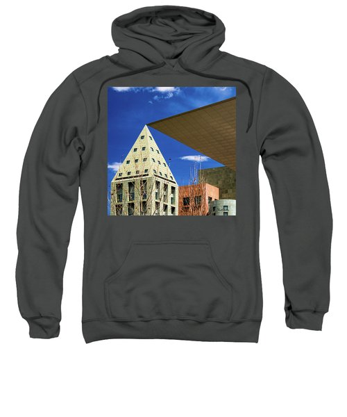 Denver Urban Geometry Sweatshirt