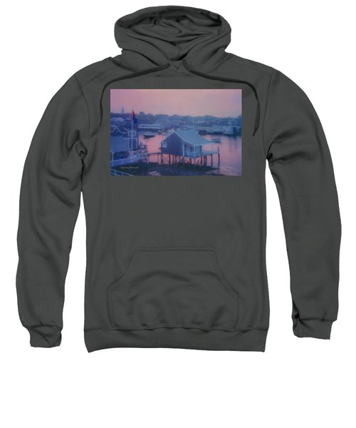 Departing Nantucket Sweatshirt