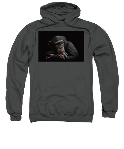 Depression  Sweatshirt by Paul Neville