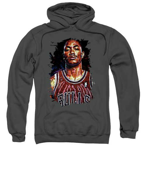 Derrick Rose-2 Sweatshirt