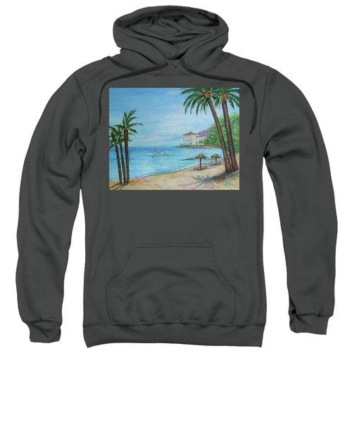 Descanso Beach, Catalina Sweatshirt