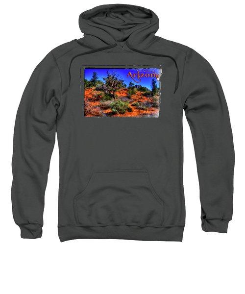 Desert And Mountains Sweatshirt