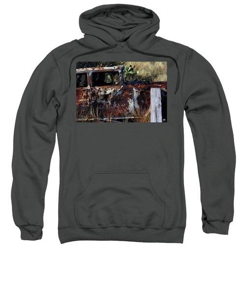 Desert Car Sweatshirt