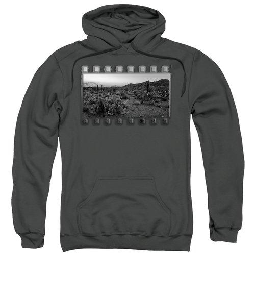 Desert Foothills H30 Sweatshirt by Mark Myhaver