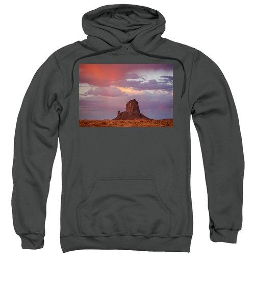 Desert Rainbow Sweatshirt