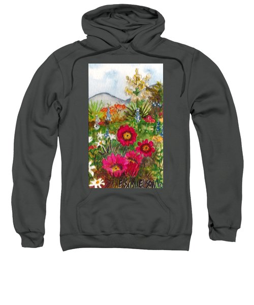 Desert Spring Sweatshirt