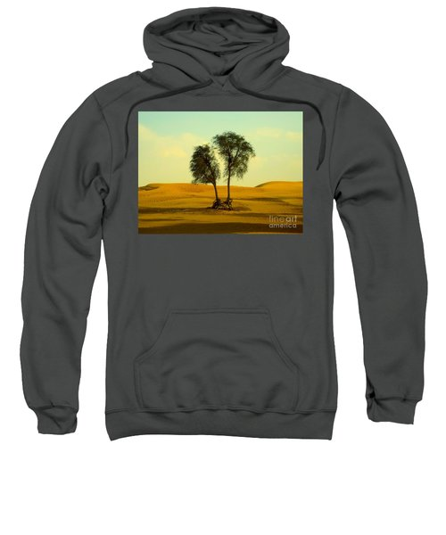 Desert Trees Sweatshirt