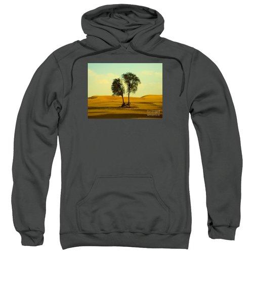 Desert Trees Sweatshirt