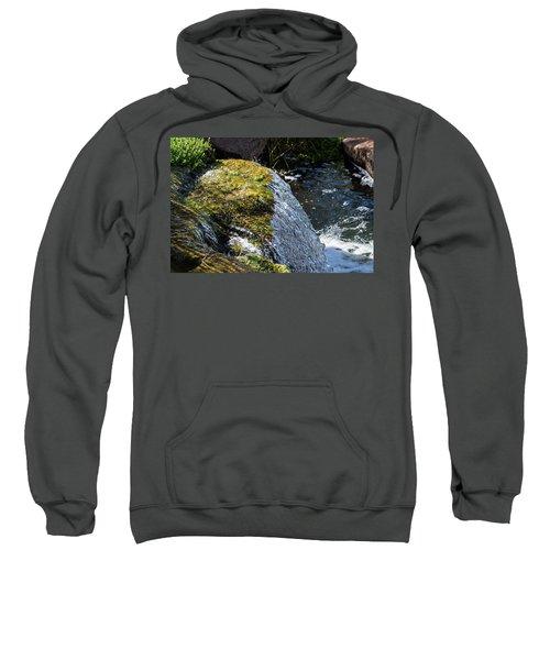 Desert Waterfall Sweatshirt
