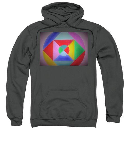 Design Number One Sweatshirt