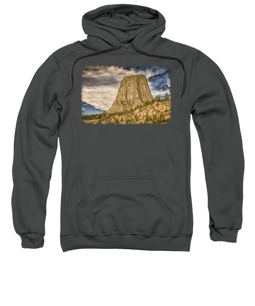 Devils Tower Inspiration 3 Sweatshirt