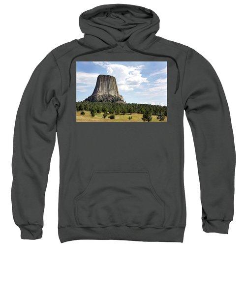 Devils Tower National Monument Sweatshirt