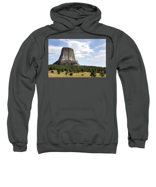 Devils Tower National Monument Sweatshirt