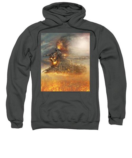 Devils Train 2 Sweatshirt