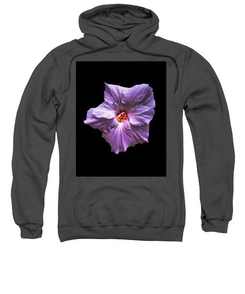 Dew Kissed Hibiscus Sweatshirt