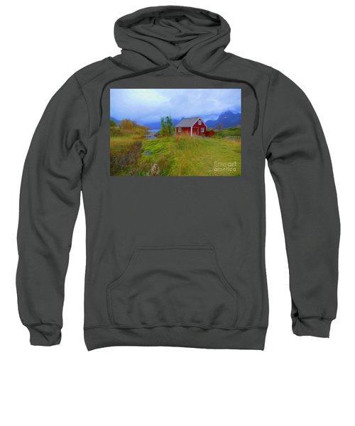 Digermulen,lofoten Sweatshirt