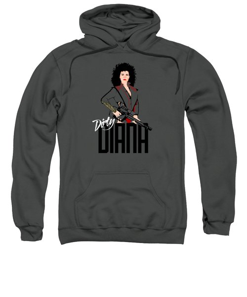 Dirty Diana Sweatshirt by Mos Graphix