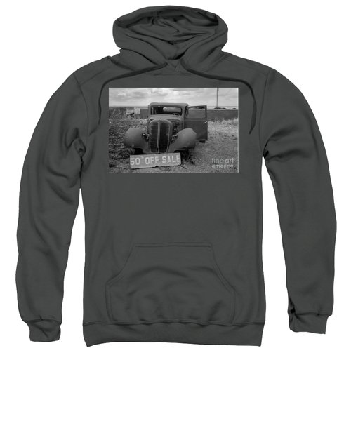 Discounted Sweatshirt