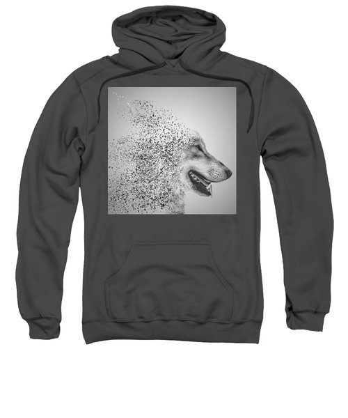 Disintegrated Wolf Sweatshirt