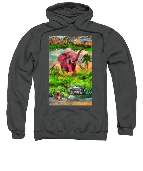 Disney's Jungle Cruise Sweatshirt