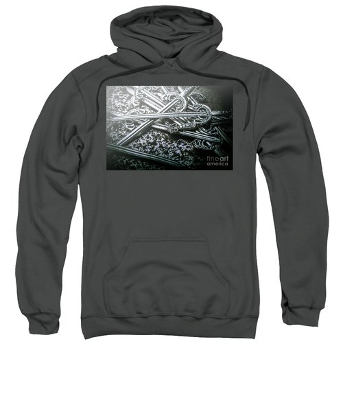 Distortions From Fables Conquered Sweatshirt