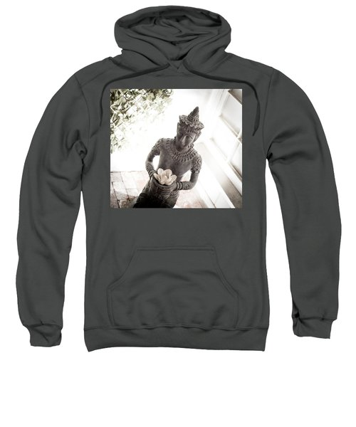 Divine Back Light Sweatshirt