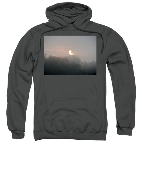 Divine Morning Blessings Sweatshirt
