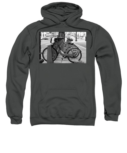 Divvy Bikes Sweatshirt