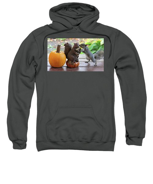 Do You Want To Share? Sweatshirt