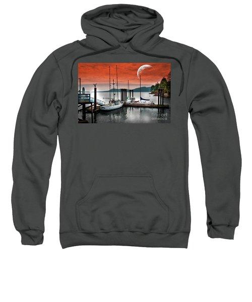 Dock And The Moon Sweatshirt