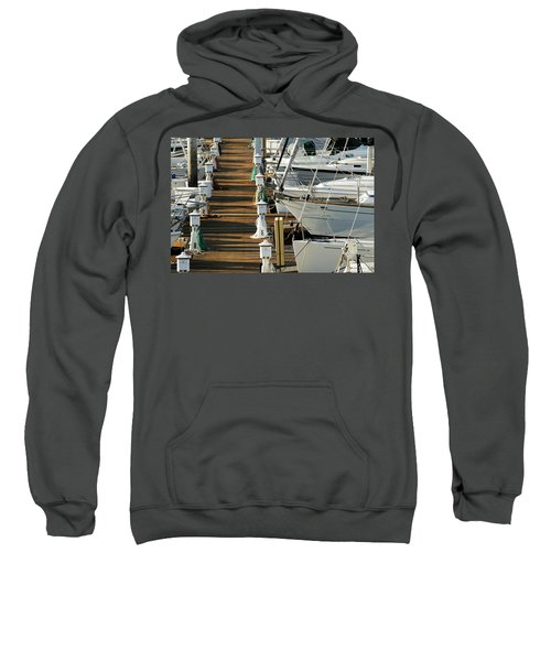 Dock Walk Sweatshirt