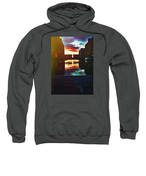 Dockland Sun Down Sweatshirt
