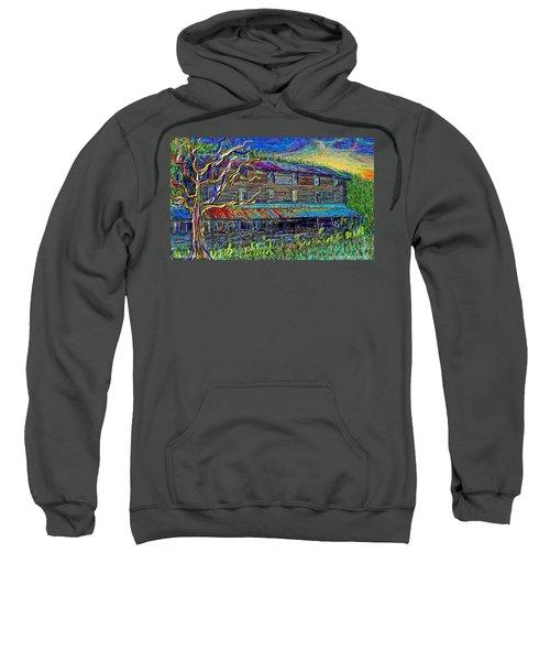 Dodds Creek Mill, ,floyd Virginia Sweatshirt