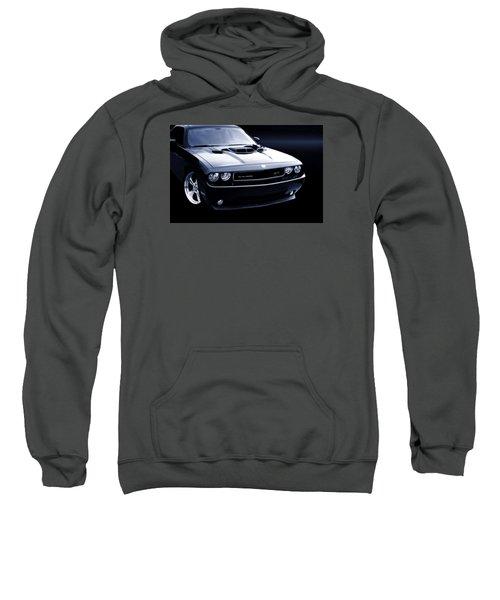 Dodge Challenger Blackbird Sr-71 Sweatshirt