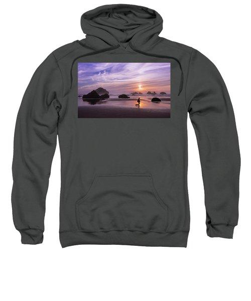 Dog Walker Sweatshirt