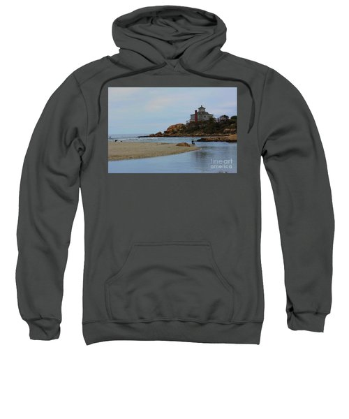 Dogs And Surf Sweatshirt