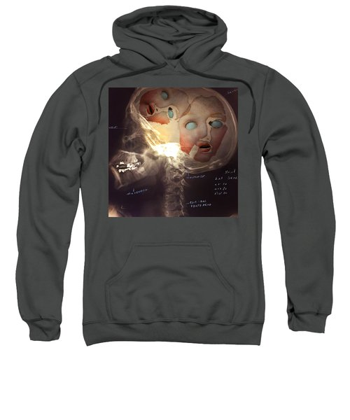 Dolls On The Brain Sweatshirt