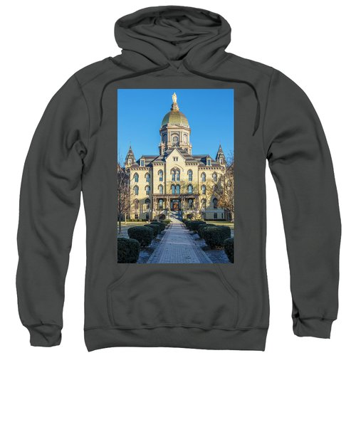 Dome At University Of Notre Dame  Sweatshirt