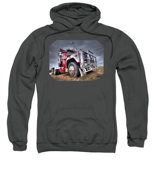 Done Hauling Sweatshirt