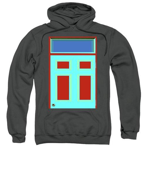 Door - Bold Colors Sweatshirt