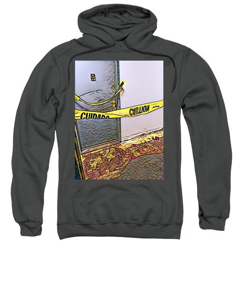 Door Of Perception Sweatshirt