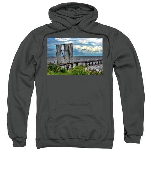 Door To Dock Sweatshirt