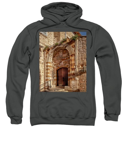 Doorway In Akko Sweatshirt