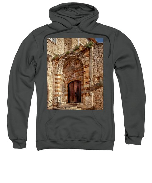 Doorway In Akko Sweatshirt