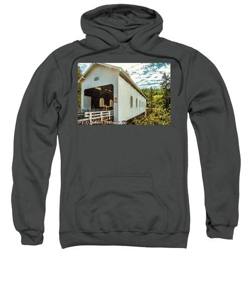 Dorena Covered Bridge Sweatshirt